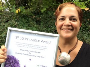 TELUS Innovation Award